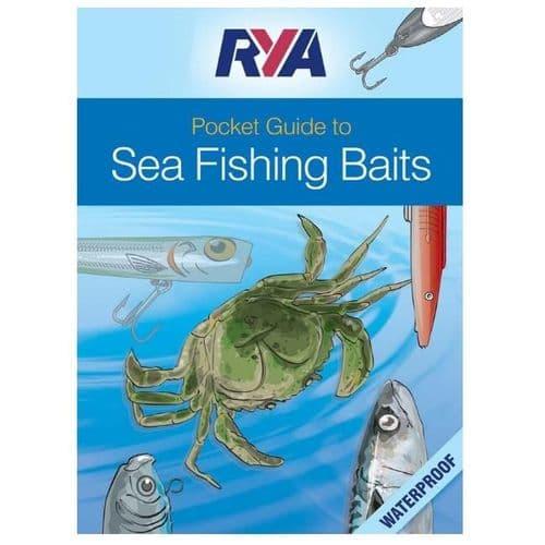 RYA Pocket Guide to Sea Fishing Baits (G91)